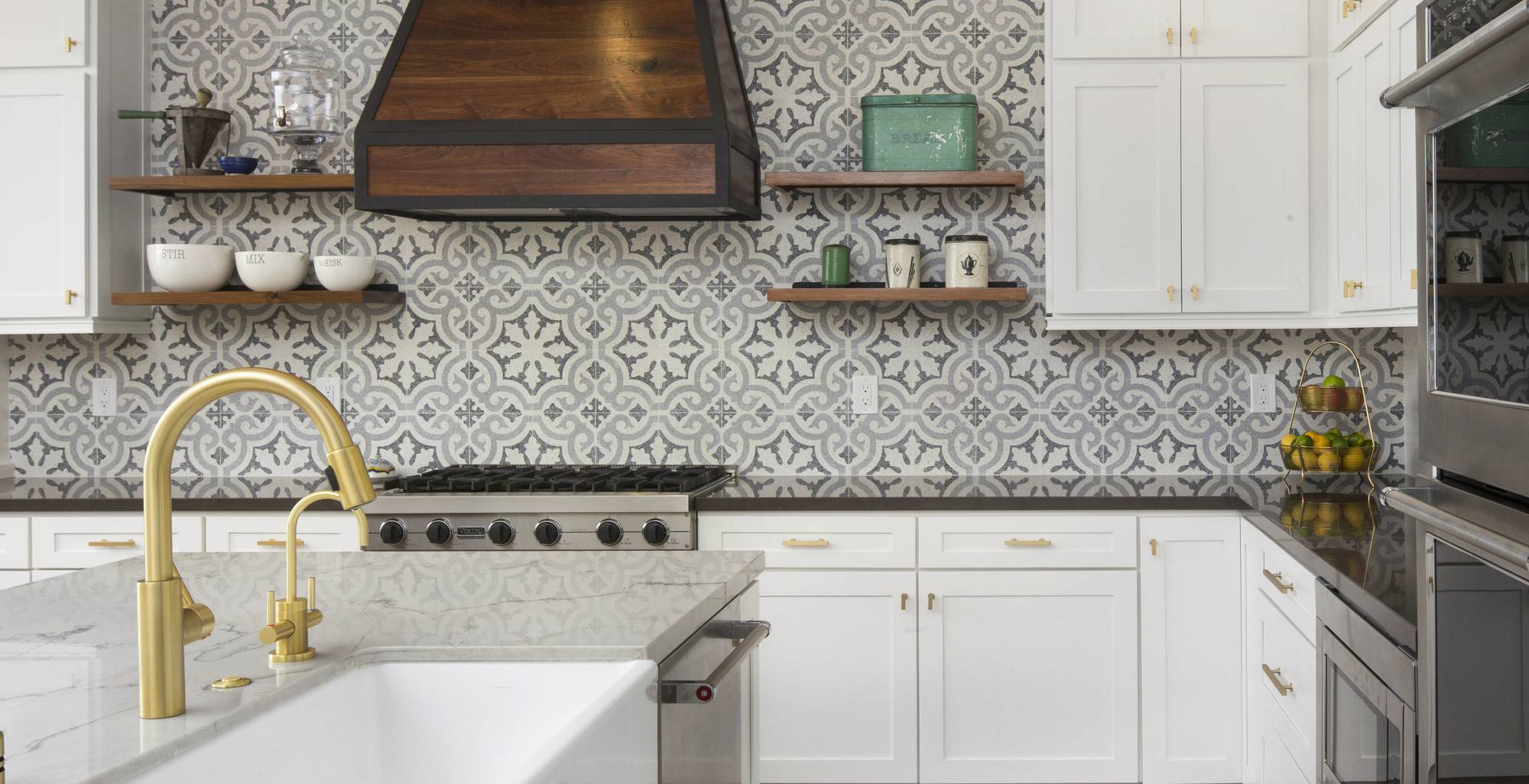 Inspirasi Tegel Motif Kunci Yang Unik Interior Dekorasi Rumah Vintage Modern