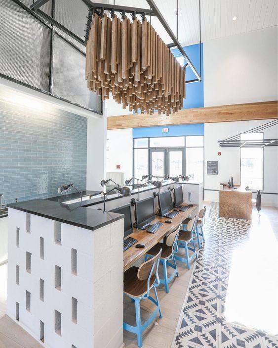 Inspirasi Desain Interior Rumah Siswa dengan Tegel Semen, Membawa Suasana Tempo Doeloe ke Era Modern