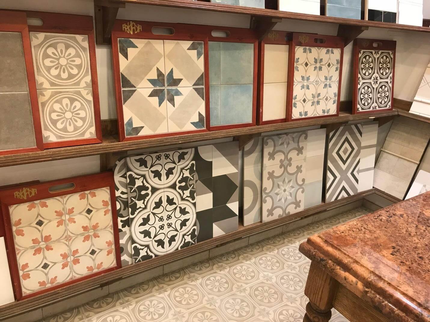 Ubin Jadul Vintage Untuk Dekorasi Lantai Tegel Membuat Anda Semakin Jatuh Cinta